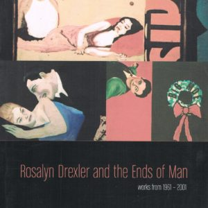Cover for Catalog Rosalyn Drexler