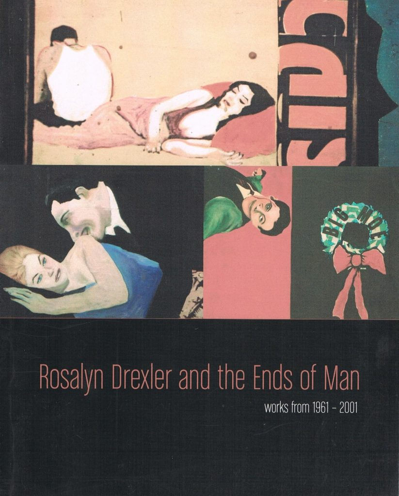 18-Rosalyn Drexler cover 001