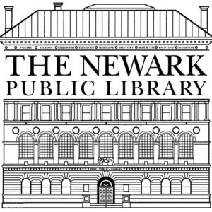 logo of the Newark public library