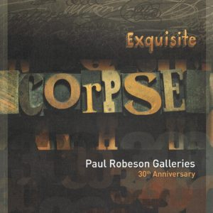 Exquisite Corpse catalog cover