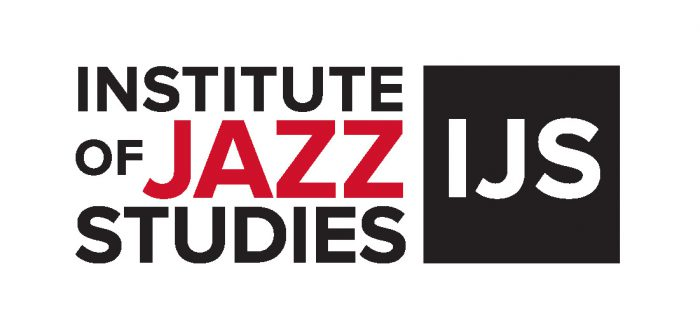 logo for institute of jazz studies