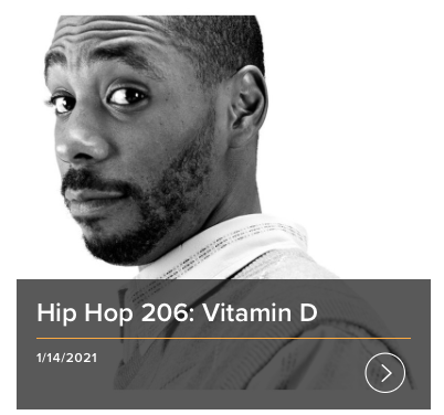 Hip Hop Vitamin D