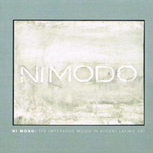 Cover for catalog Ni Modo
