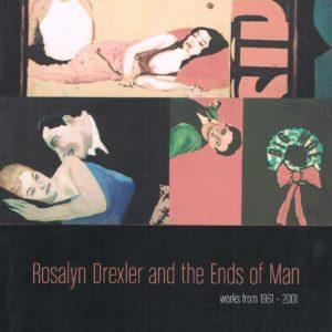 Cover for Catalog Rosalyn Drexler