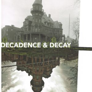 Decadence and Decay catalog cover