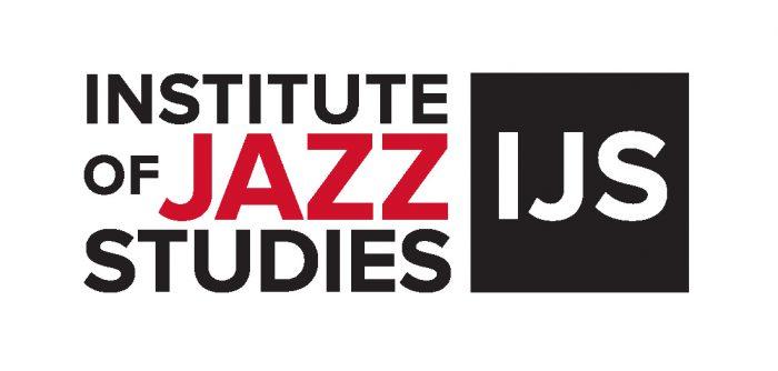 logo for institute of jazz studies