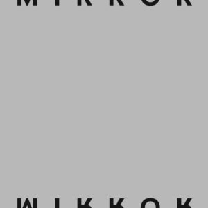 Cover for Mirror Mirror catalog